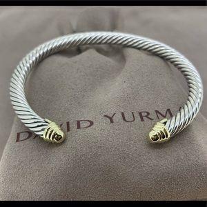 Vintage David Yurman Cable Classic Bracelet 18k